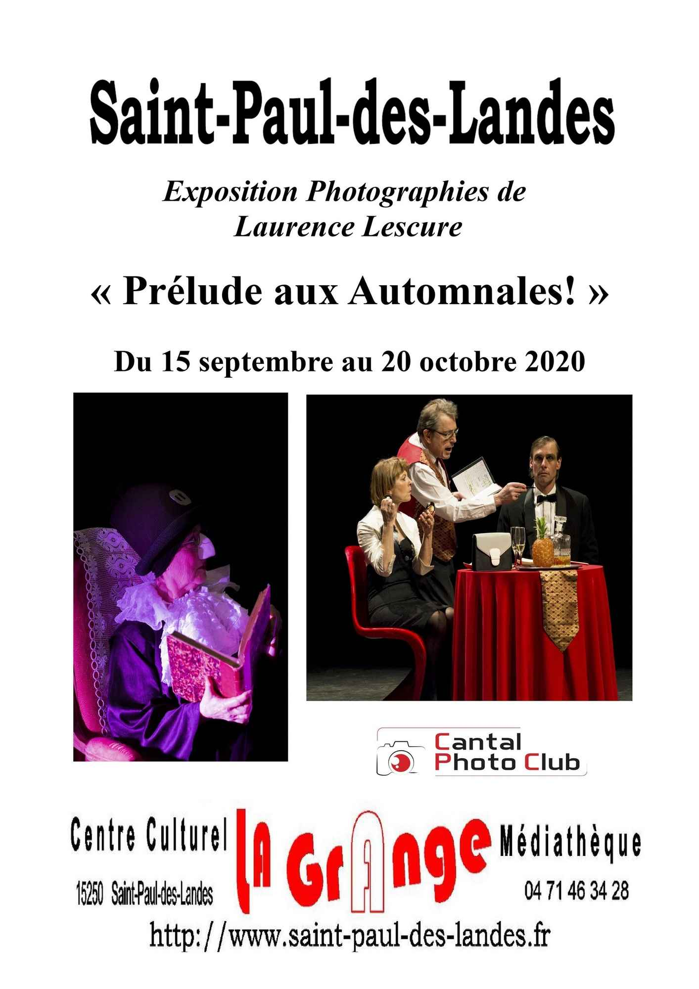 expo phot Laurence Lescure
